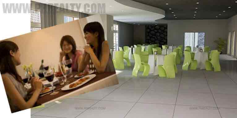 Alabang West - Lounge Function Rooms