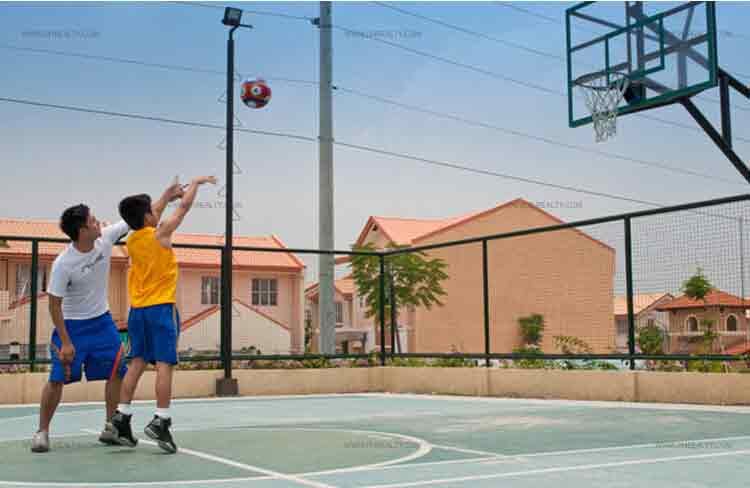 Camella Angeles - Basketball Court