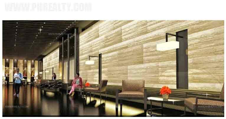 Air Residences - Lobby