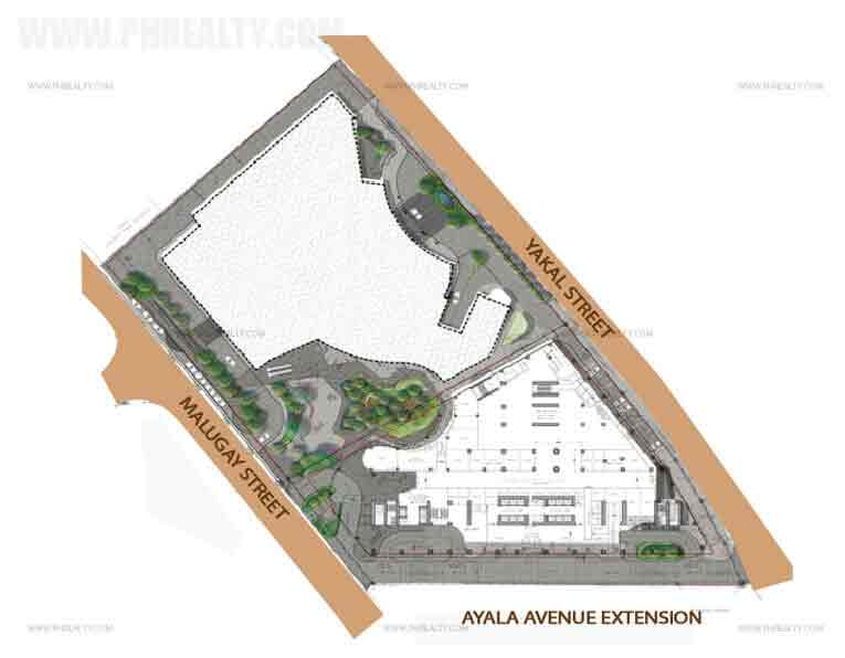 Air Residences - Site Development Plan