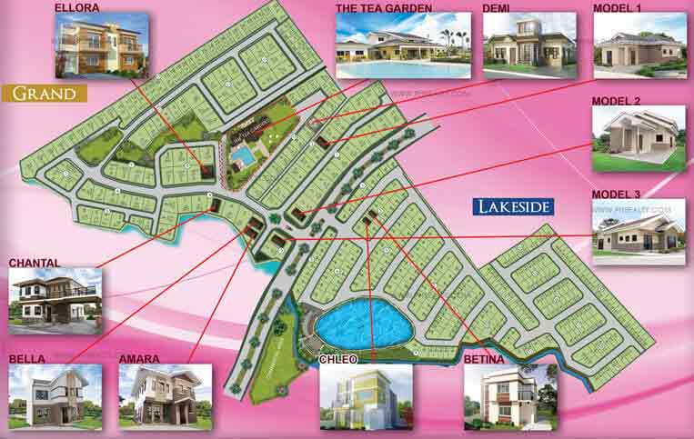 Lotus Grand - Site Development Plan