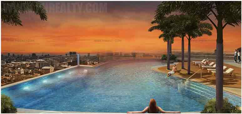 100 West - Pool