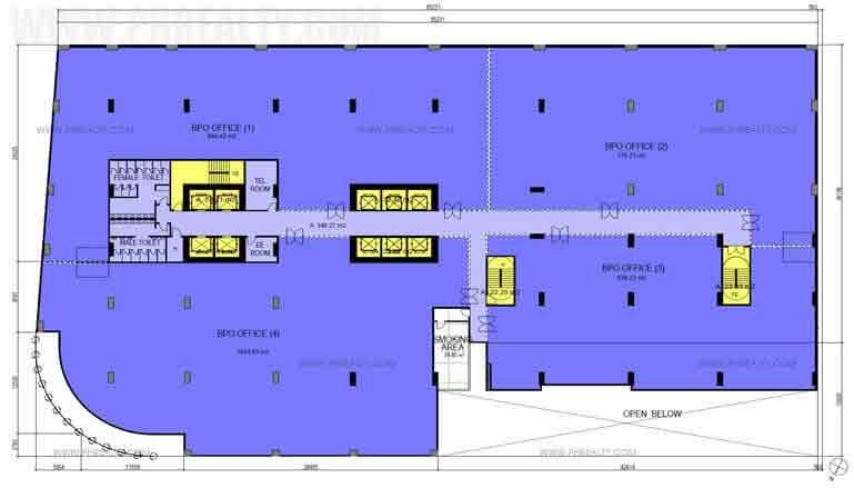 100 West - Building Plans