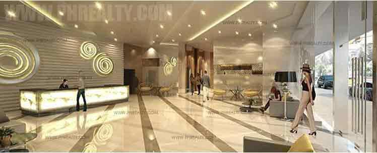 Sun Residences - Lobby
