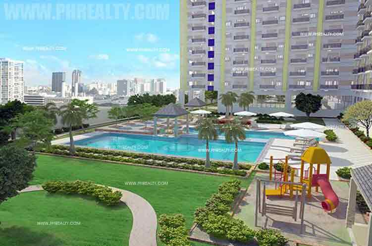 Sun Residences - PArk And Pool