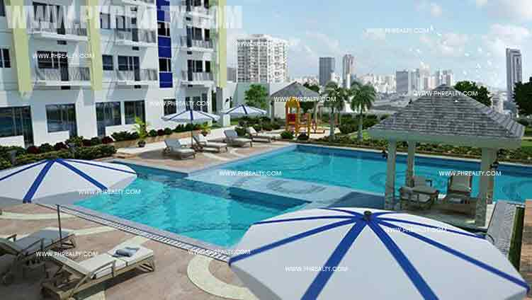 Sun residences ready for occupancy condominium for sale for Affordable pools near metro manila
