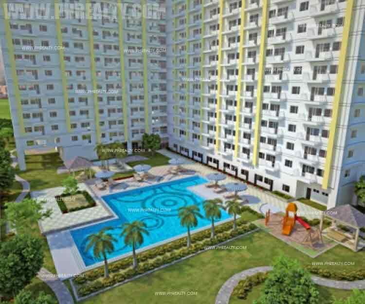 Sun Residences - Pool