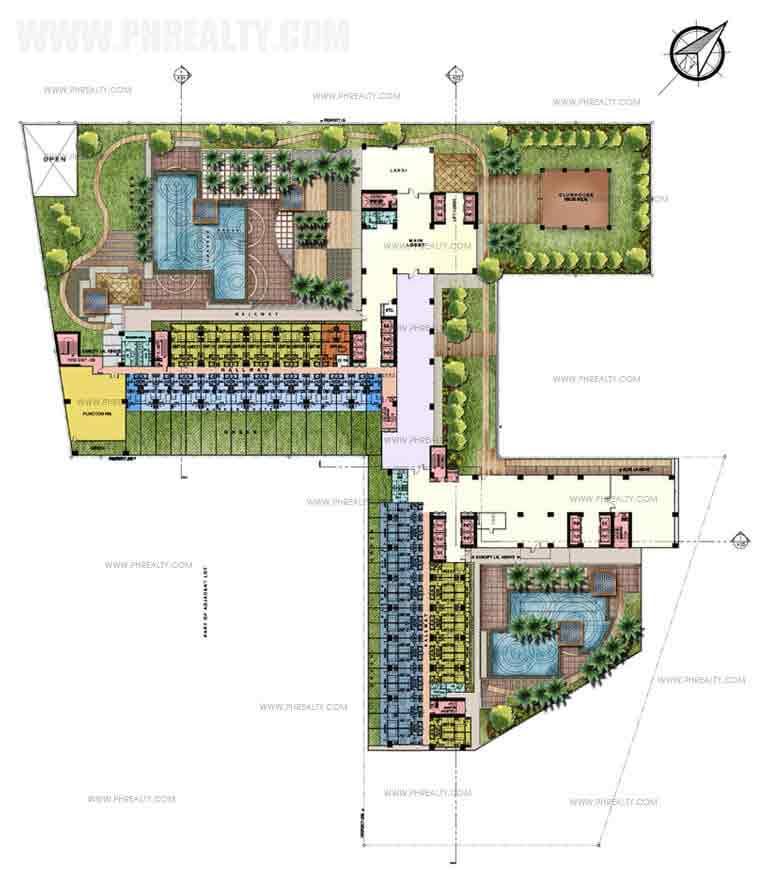 Sun Residences - Site Development Plan