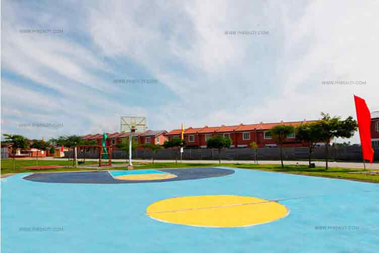 Camella Orani - Basketball Court