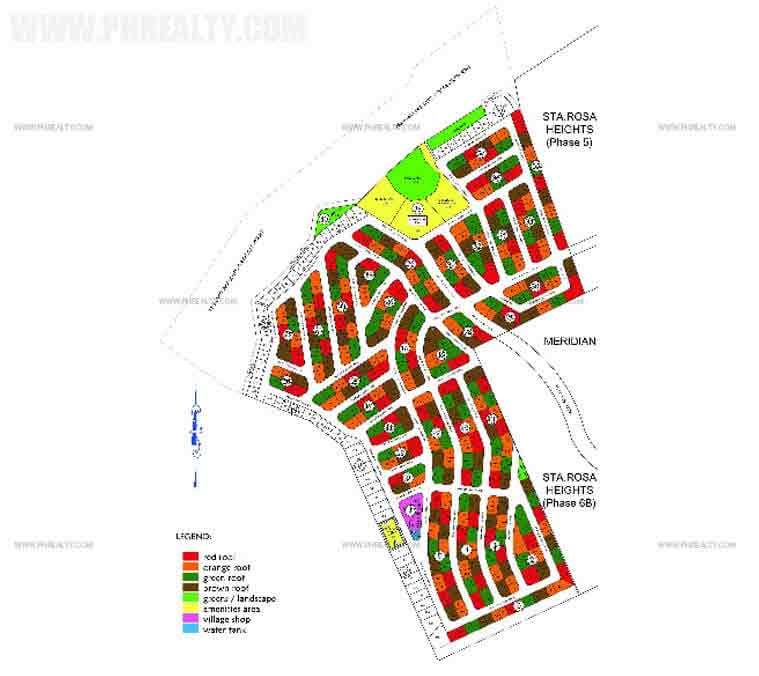 The Mandara  - Site Development Plan