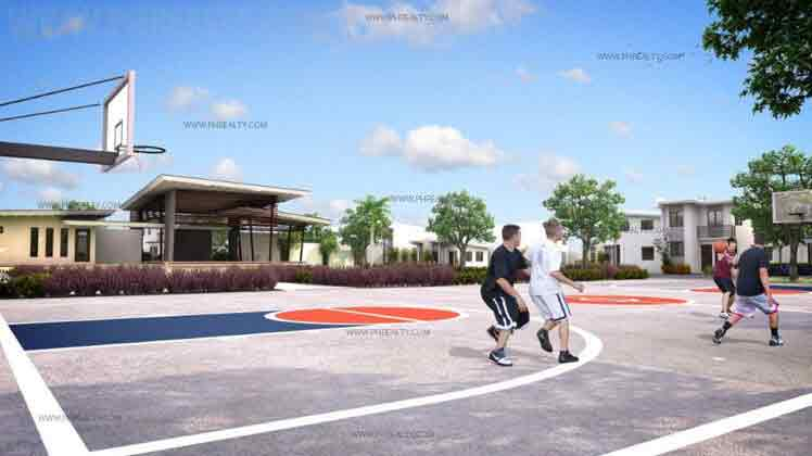 Amaia Scapes Cabanatuan - Basketball Court