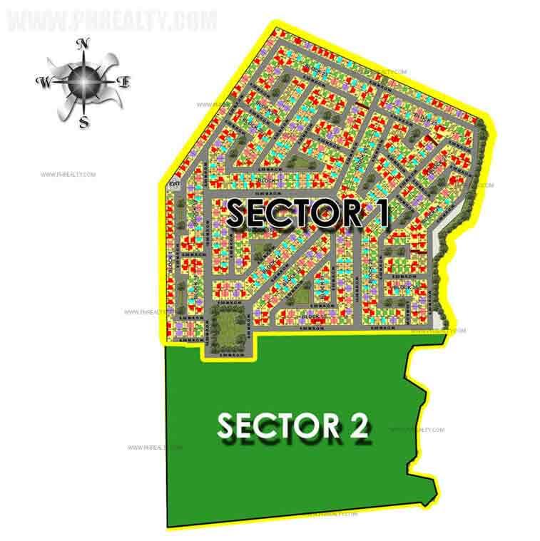Amaia Scapes Cabanatuan - Site Developement Plan