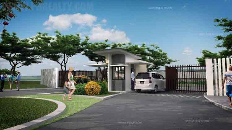 Amaia Scapes Cabanatuan - The Gate & Guard House