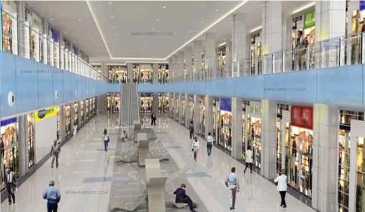 Light Residences - Light Mall