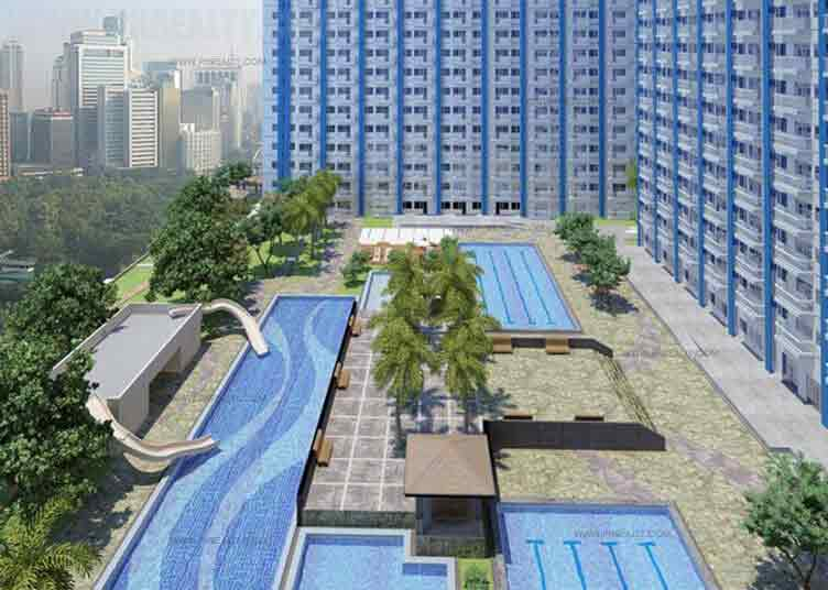 Light Residences - Pool