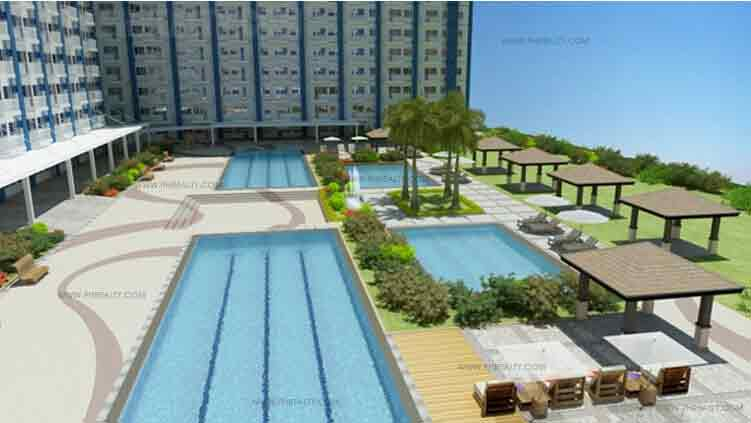 Light Residences - Pool
