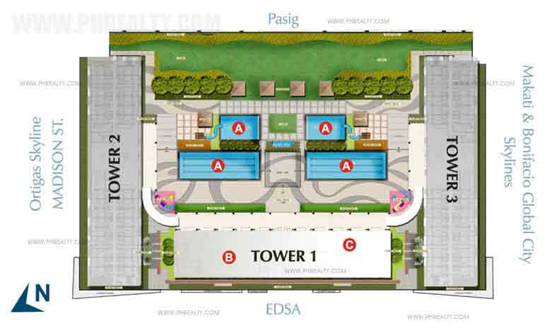 Light Residences - Site Development Plan