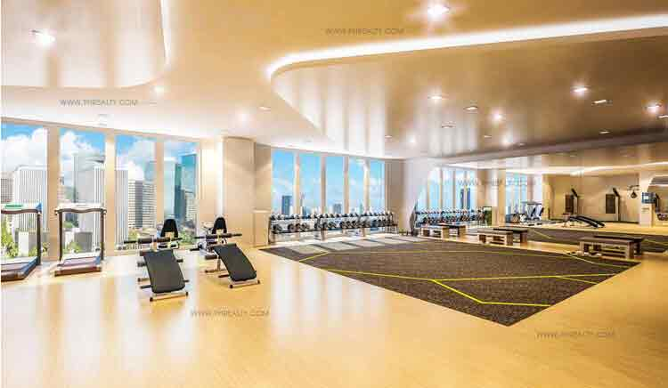 Green Residences - Gym and Fitness