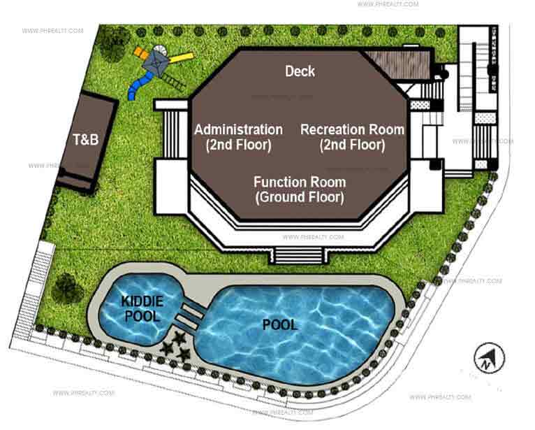 Solano Hills - Clubhouse Plan