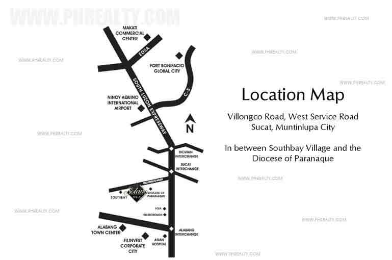 Solano Hills - Location & Vicinity