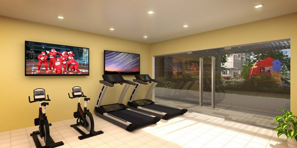 Avida Towers Sola - Indoor Gym