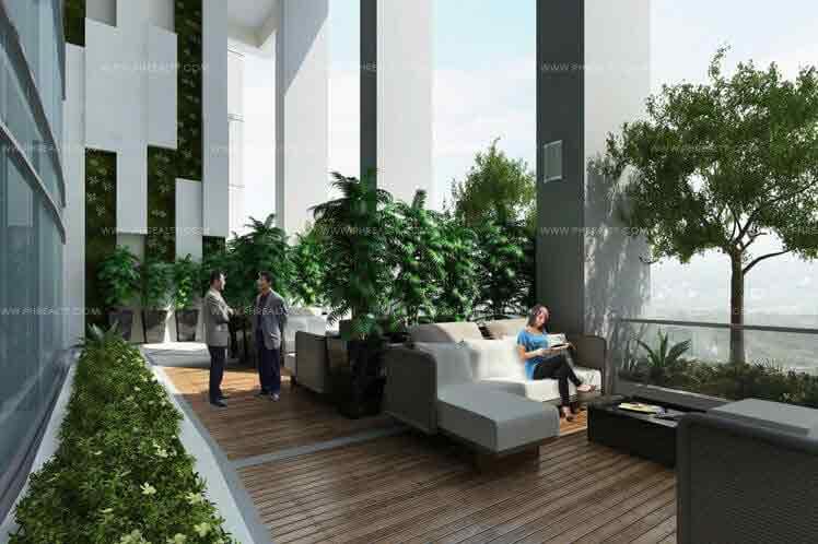 Uptown Parksuites - Lounge