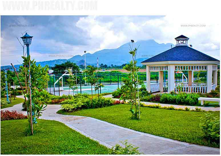 Ashton Fields - Amenities Area