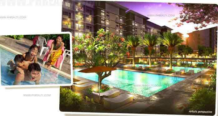 Trees Residences - Swimming Pools
