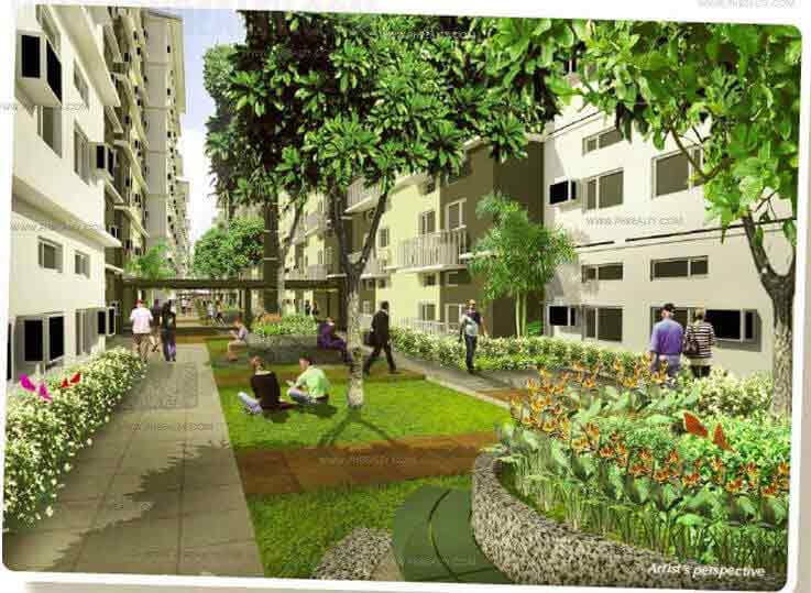 Trees Residences - Landscaped Areas