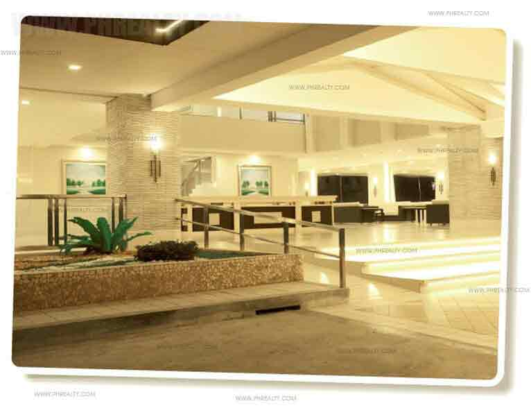 Trees Residences - Main Lobby