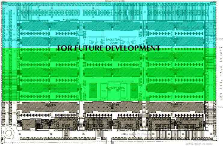 Trees Residences - Site Development Plan