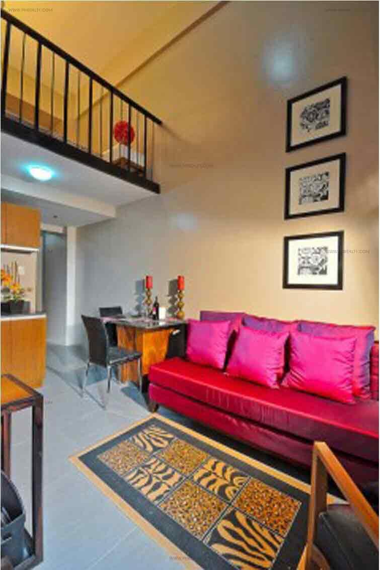Mondavi Monteluce - Living Area