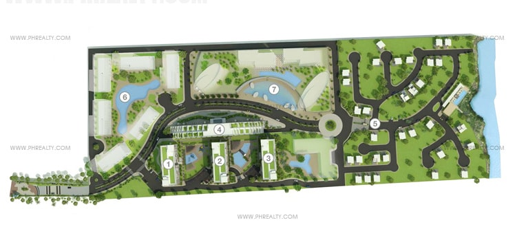 Mondavi Monteluce - Site Development Plan