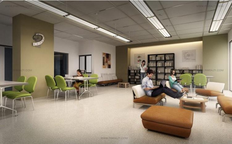 Space San Marcelino - Study Hall