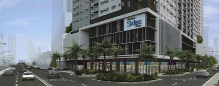 Amaia Skies Shaw - Retail Area