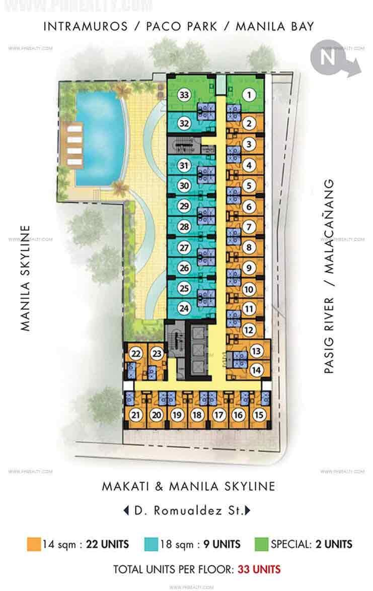 Space Romualdez - Site Development Plan