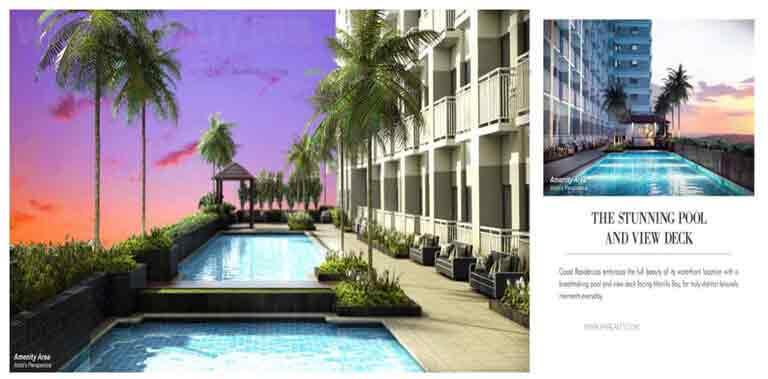 Coast Residences - Stunning Pool