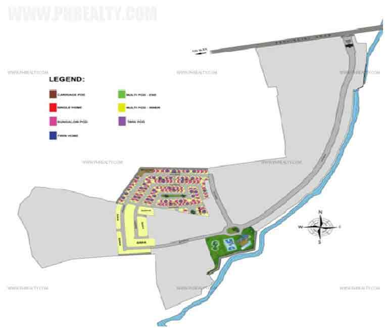 Amaia Scapes Cabuyao - Site Development Plan