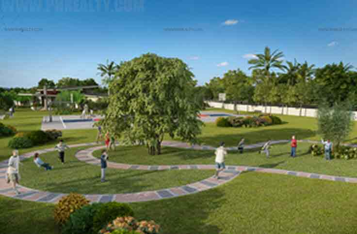 Amaia Scapes Cabuyao - Village Patio Jogging Path