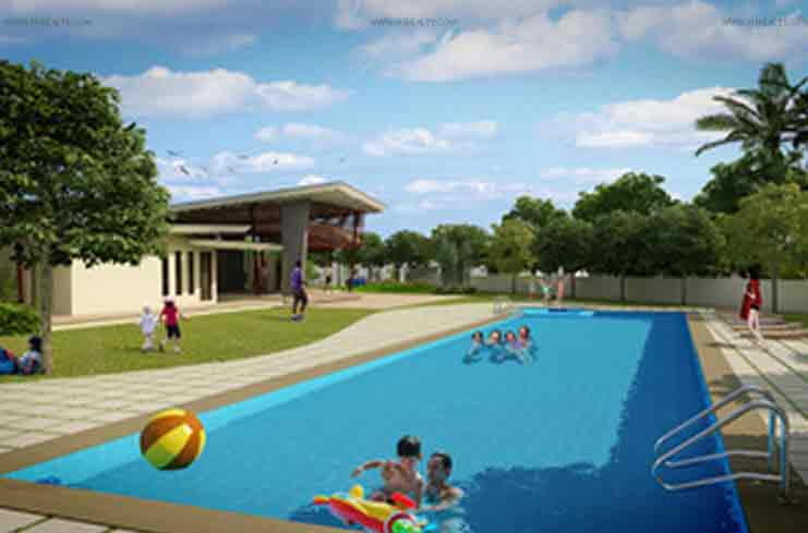 Amaia Scapes Cabuyao - Village Patio Swimming Pool
