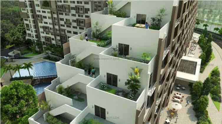 Brie Residences - Brei Ariel View