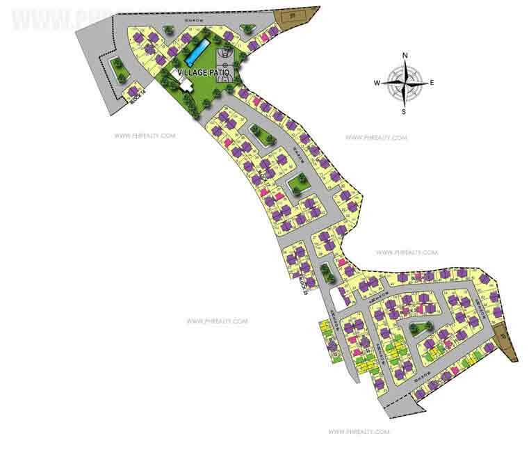 Amaia Scapes Bulacan - Site Development Plan