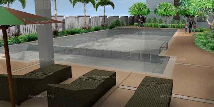 Amaia Steps Sucat - Swimming Pool