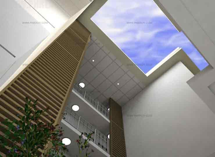 Amaia Steps Sucat - Atrium