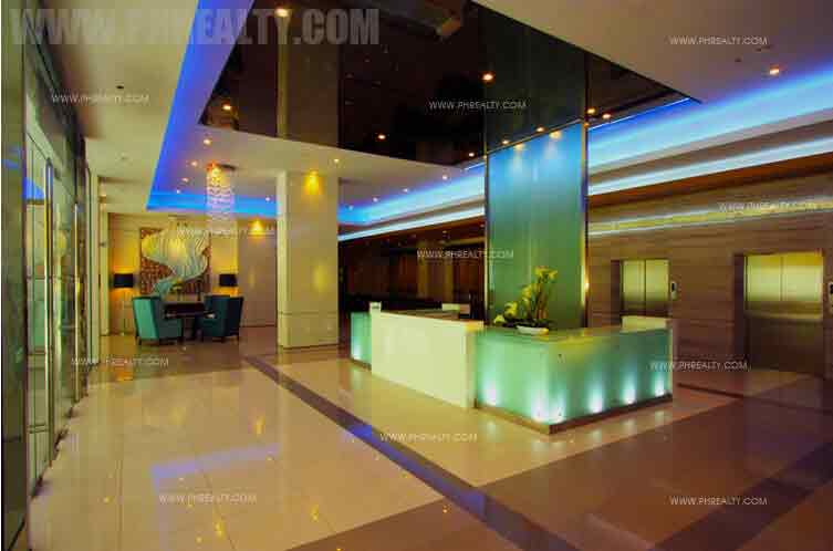 Mezza Residences - Lobby