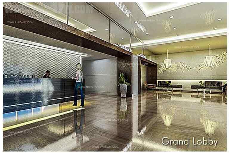 Mezza ll Residences - Grand Lobby