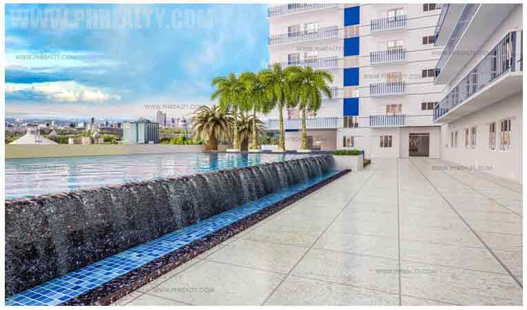 Mezza ll Residences - Pool