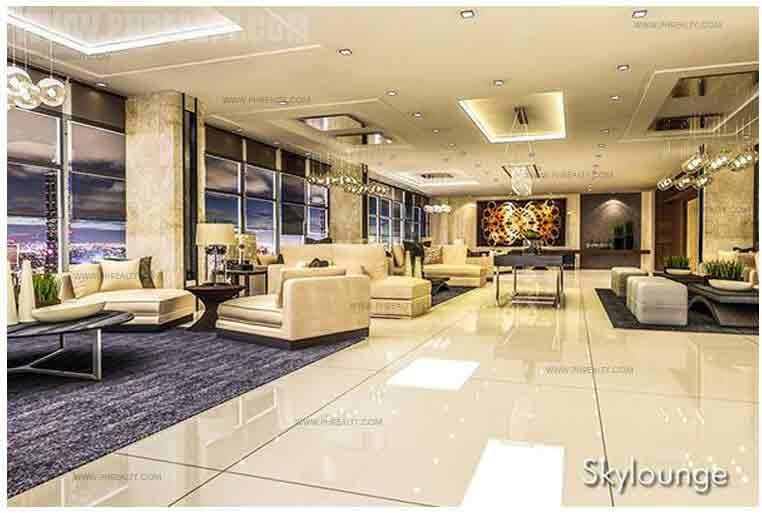 Mezza ll Residences - Skylounge