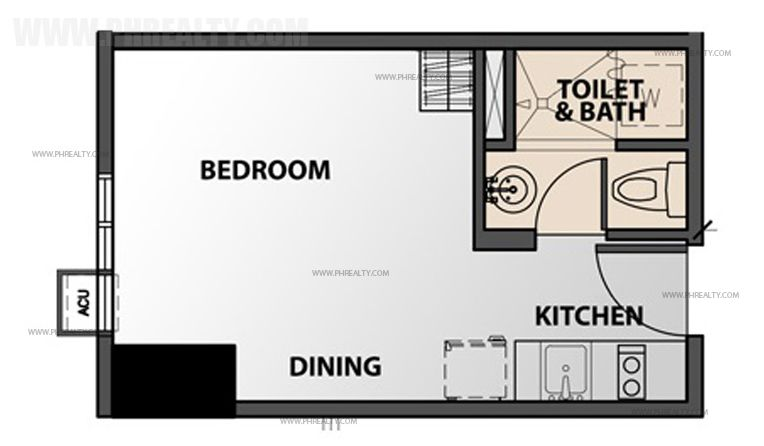 Chimes Greenhills - One Bedroom