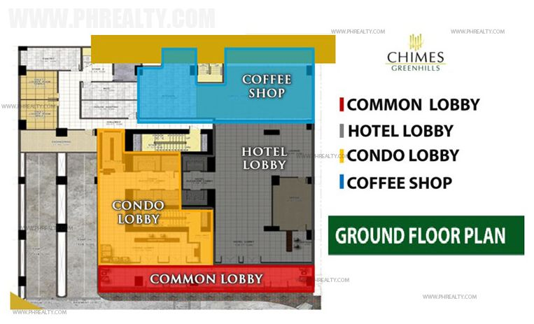 Chimes Greenhills - Ground Floor